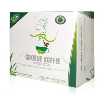 werkt groene koffie bij afvallen
