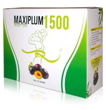 Maxiplum 1500 weight loss pruimen