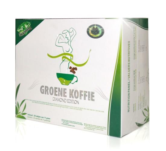 groene koffiebonen kopen belgie