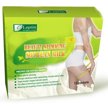 Leptin weight loss soya milk