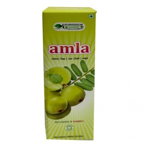 Amla sap - Indian gooseberry juice